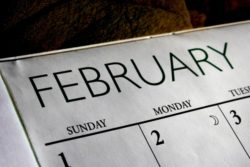 February – Tháng Hai