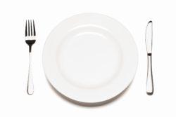 Place setting – Đặt đĩa muỗng vào vị trí