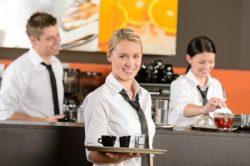 Waitress – Nữ phục vụ